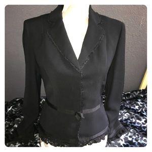 Nipon Boutique Black Blazer